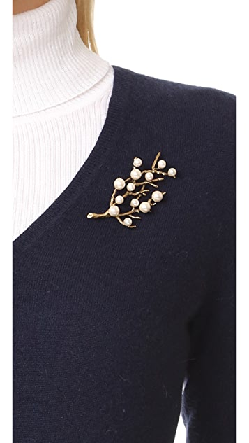Marc Jacobs Branch Brooch Pin