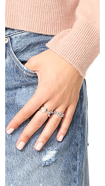 Marc Jacobs Icon Ring