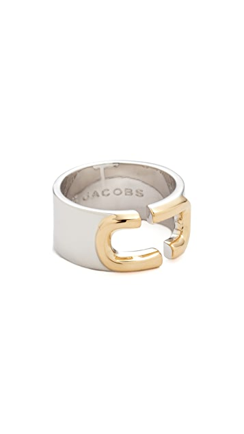 Marc Jacobs Icon Brand Ring