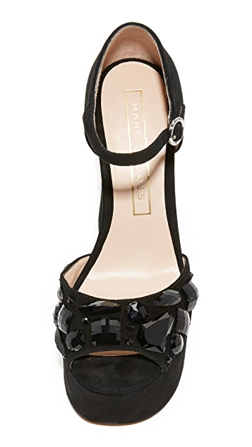 Marc Jacobs Adriana Platform Sandals