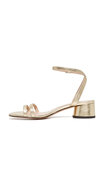 The Marc Jacobs Olivia City Sandals