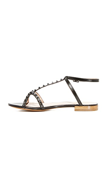 Marc Jacobs Ana Studded Sandals