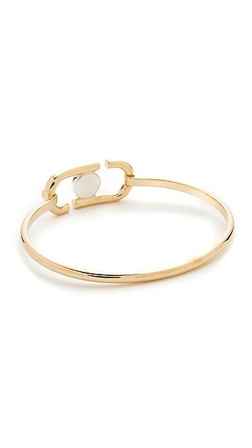 Marc Jacobs Icon Hinge Bracelet