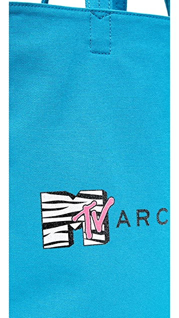 Marc Jacobs MTV Canvas Tote