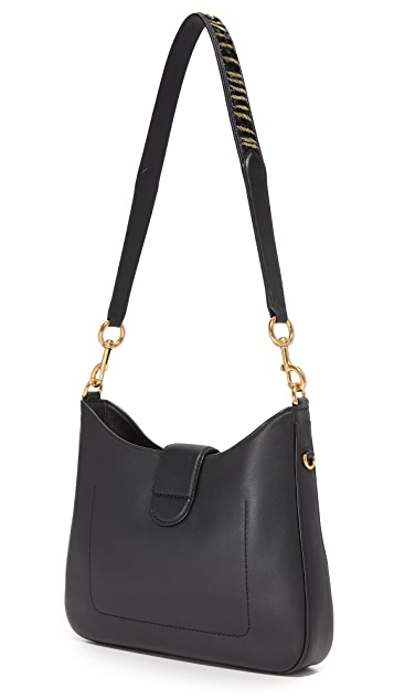 The Marc Jacobs Interlock Chain Hobo Bag