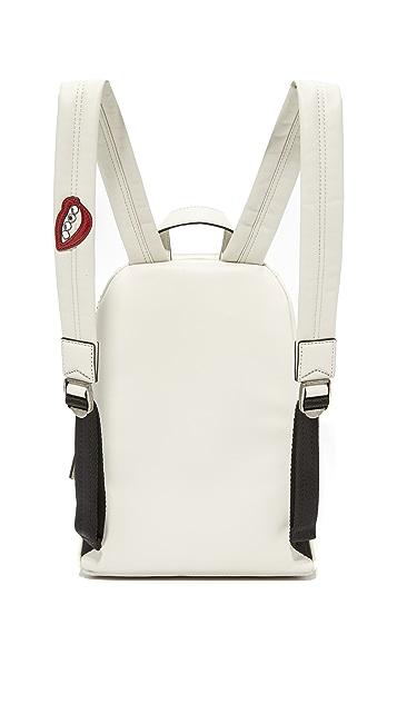 Marc Jacobs Biker MJ Collage Biker Backpack