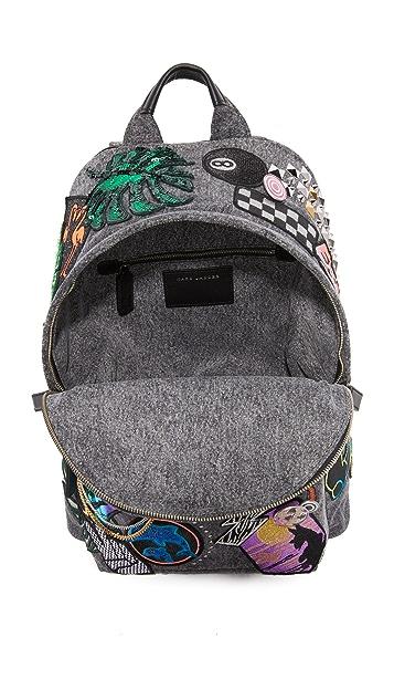 Marc Jacobs Biker Paradise Backpack