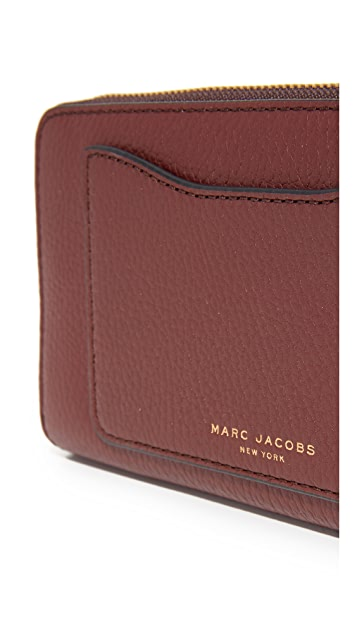 Marc Jacobs Recruit Continental Wallet