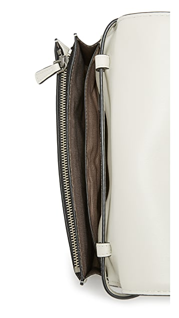 Marc Jacobs MJ Collage Cross Body Wallet