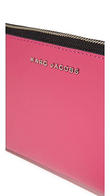 Marc Jacobs Bicolor Continental Wallet