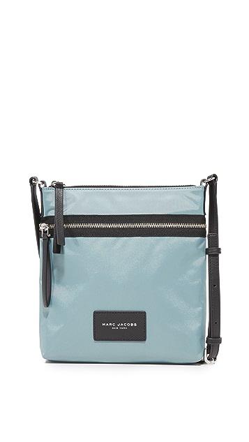 Marc Jacobs Nylon Biker Cross Body Bag
