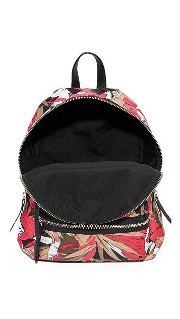 Marc Jacobs Palm Print Biker Backpack