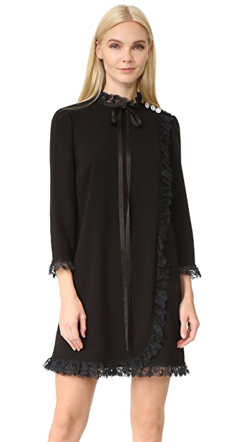 Marc Jacobs Lace Babydoll Dress
