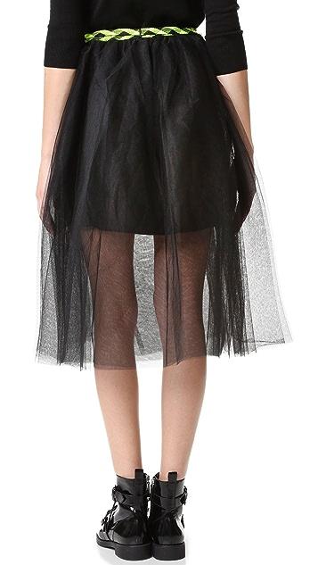 Marc Jacobs Tulle Skirt