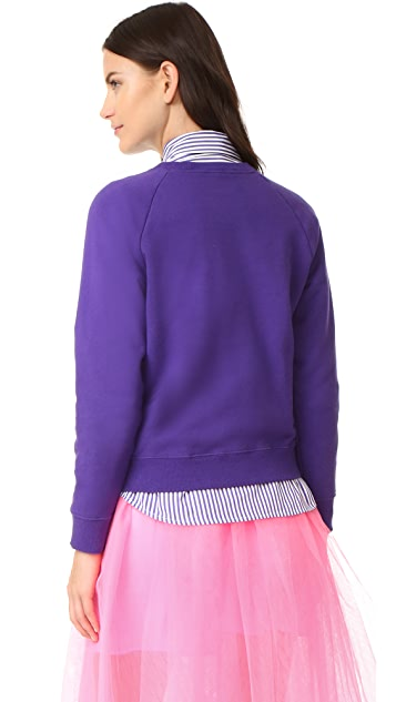 Marc Jacobs MTV Raglan Sweatshirt