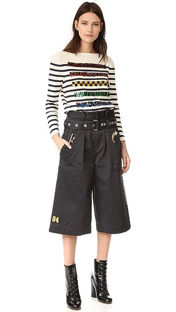 Marc Jacobs Long Culottes