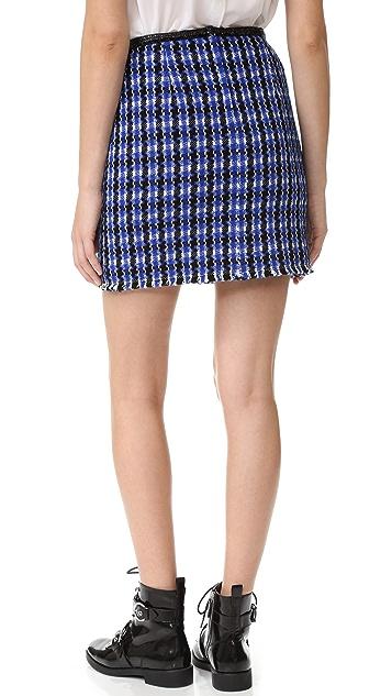 Marc Jacobs Виниловая юбка