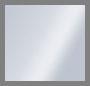 Sterling Silver/White Satin