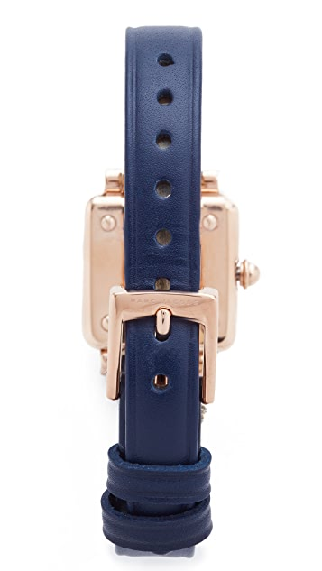 The Marc Jacobs Vic Leather Watch