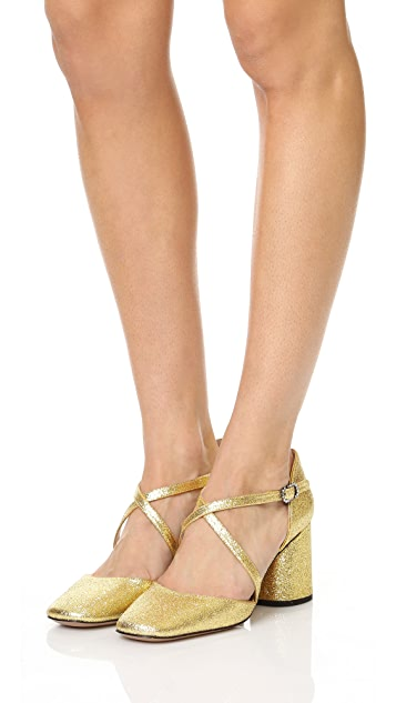 Marc Jacobs Haven Crisscross Pumps