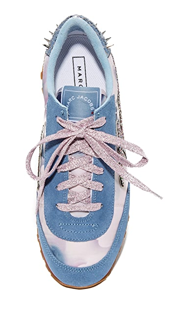 Marc Jacobs Astor Lightning Bolt Sneakers
