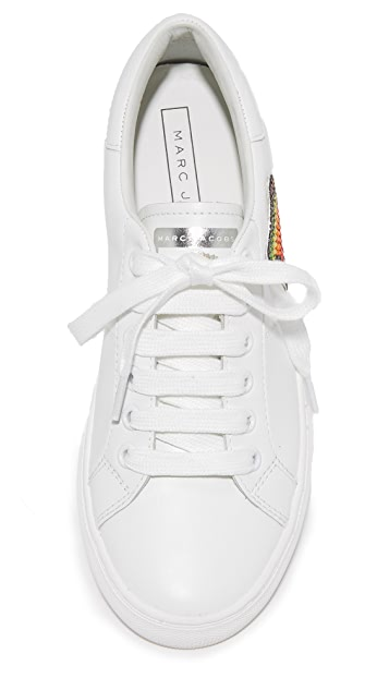 Marc Jacobs Empire Toast Low Top Sneakers