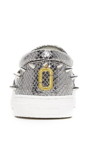 Marc Jacobs Mercer Heart Skate Sneakers