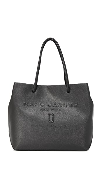 Marc Jacobs Logo Shopper Tote