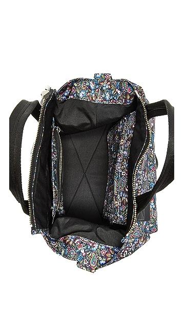 Marc Jacobs Garden Paisley Biker Baby Bag