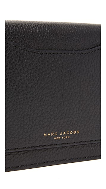 Marc Jacobs Recruit Cross Body Wallet