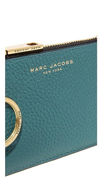 Marc Jacobs Gotham Top Zip Case