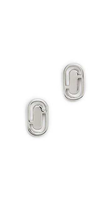 Marc Jacobs Icon Cutout Stud Earrings