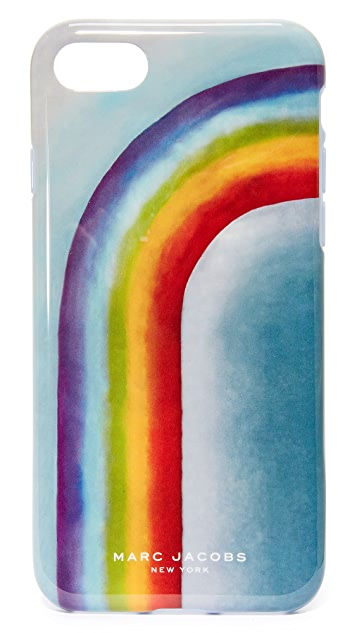 Marc Jacobs Printed Rainbow iPhone 7 / 8 Case