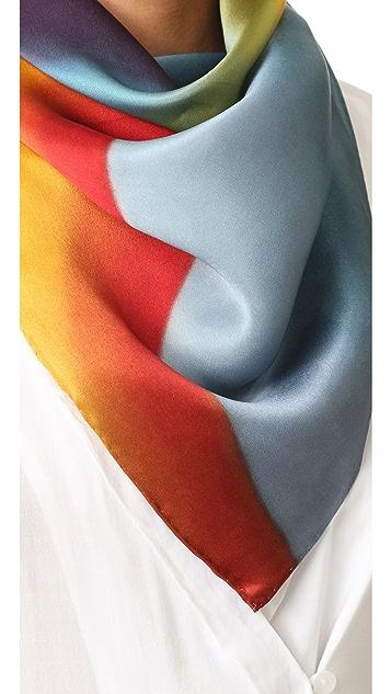 The Marc Jacobs Rainbow Scarf