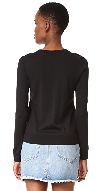 Marc Jacobs Crew Neck Candy Sweater