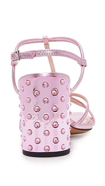 Marc Jacobs Sheena T-Strap Sandals