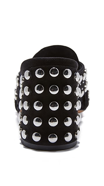 Marc Jacobs Aurora Studded Mules