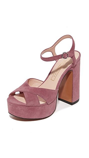 Marc Jacobs Lust Platform Sandals ...