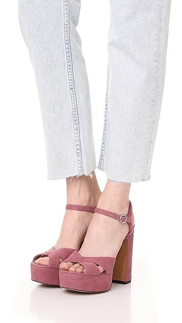 Marc Jacobs Lust Platform Sandals