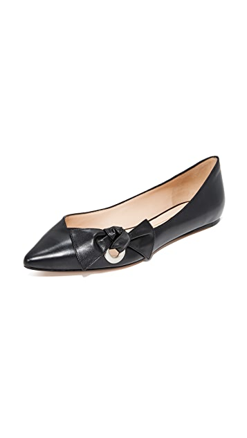 Marc Jacobs Pointy Toe Ballerina