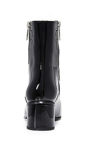 Marc Jacobs Double Zip Booties