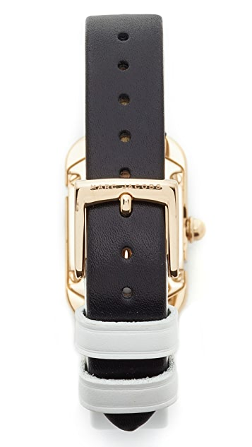 Marc Jacobs The Jacobs Leather Watch