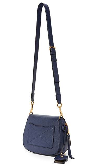 Marc Jacobs Small Nomad Saddle Bag