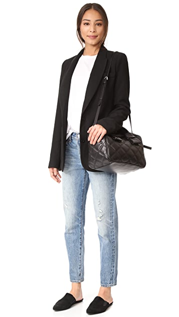 Marc Jacobs Quilted Antonia Bauletto Bag