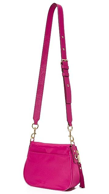 Marc Jacobs Trooper Small Saddle Bag