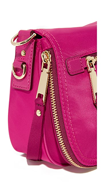 Marc Jacobs Trooper Small Saddle Bag