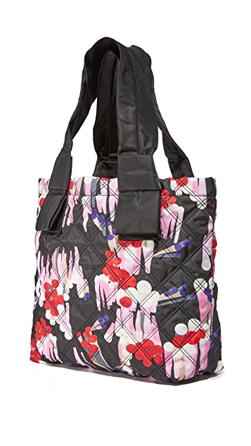 Marc Jacobs Printed Knot Tote