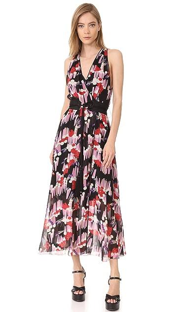 Marc Jacobs Long V Neck Dress
