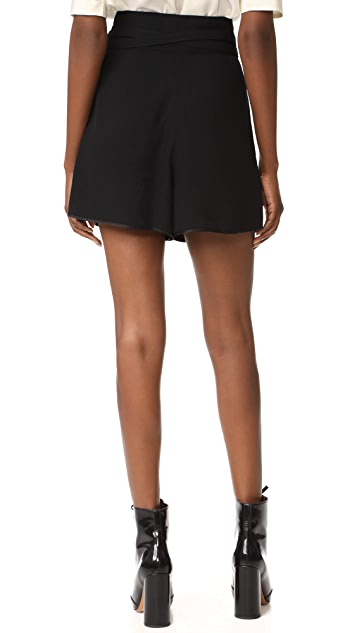 Marc Jacobs Tie Shorts