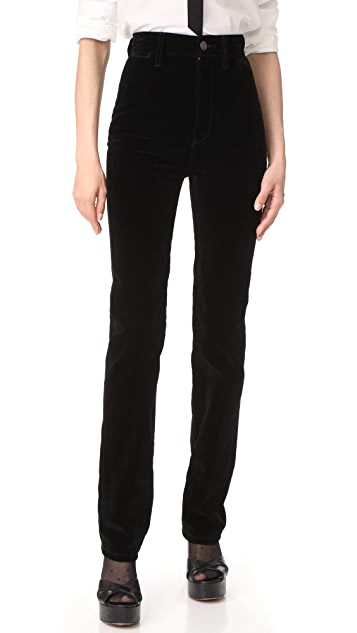 Marc Jacobs High Rise Disco Jeans